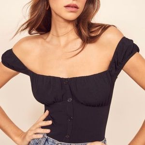Reformation Tops - Reformation Honor top